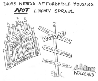 Luxury sprawl