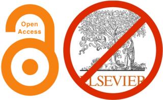 Open-access-no-elsevier