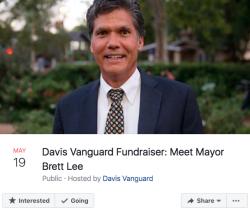 BrettLeeVanguardFundraiser