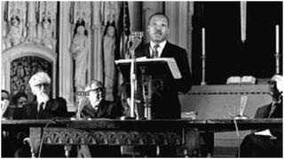MLK at Riverside Church