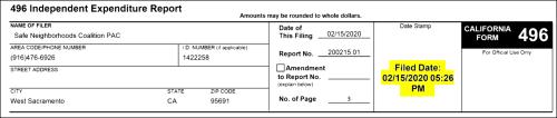Snc-report  highlight