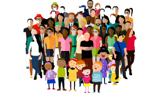 Png-clipart-crowd-cartoon-characters-illustration