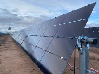 PV solar project