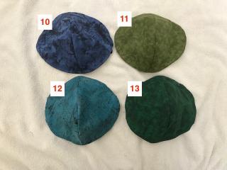 4 Batik adult masks