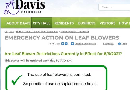 Leafblowersokay