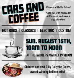 Cars and Coffee